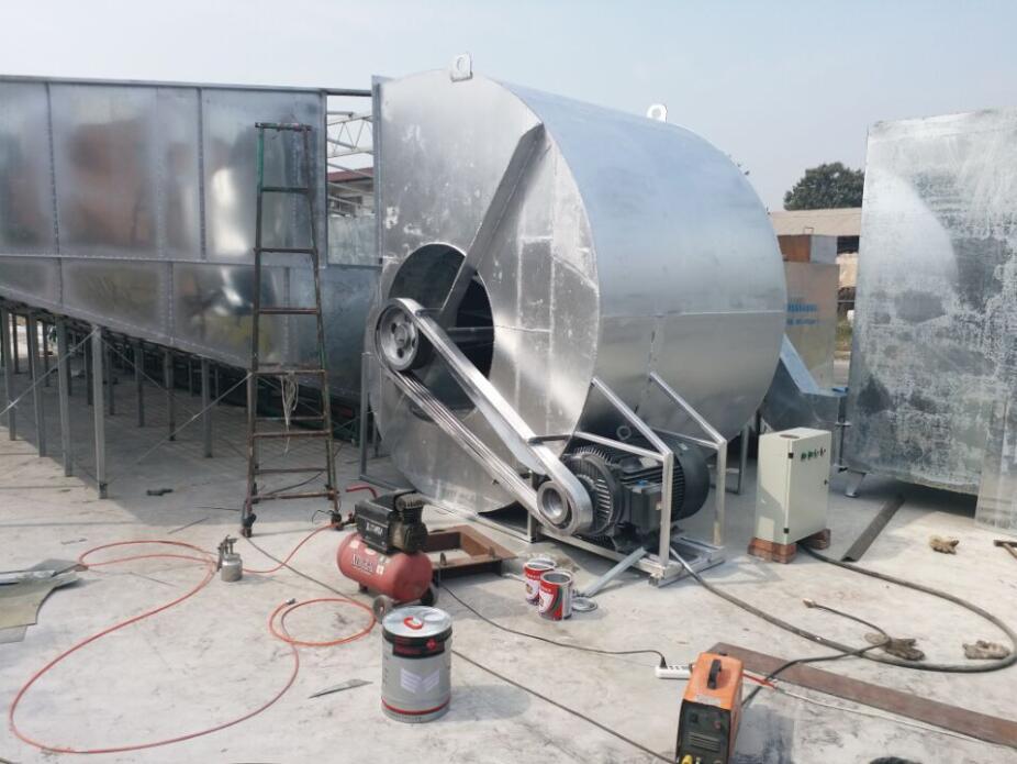 自然空气花生烘干机 花生烘干机